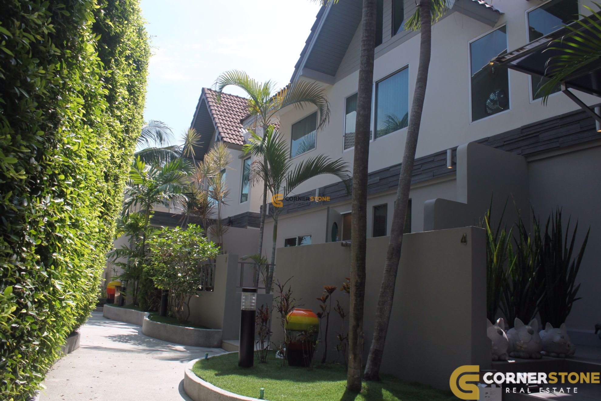 2 bedroom House in Chateau Dale Tropical Jomtien