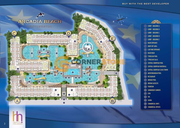 Picture of Arcadia Beach Continental