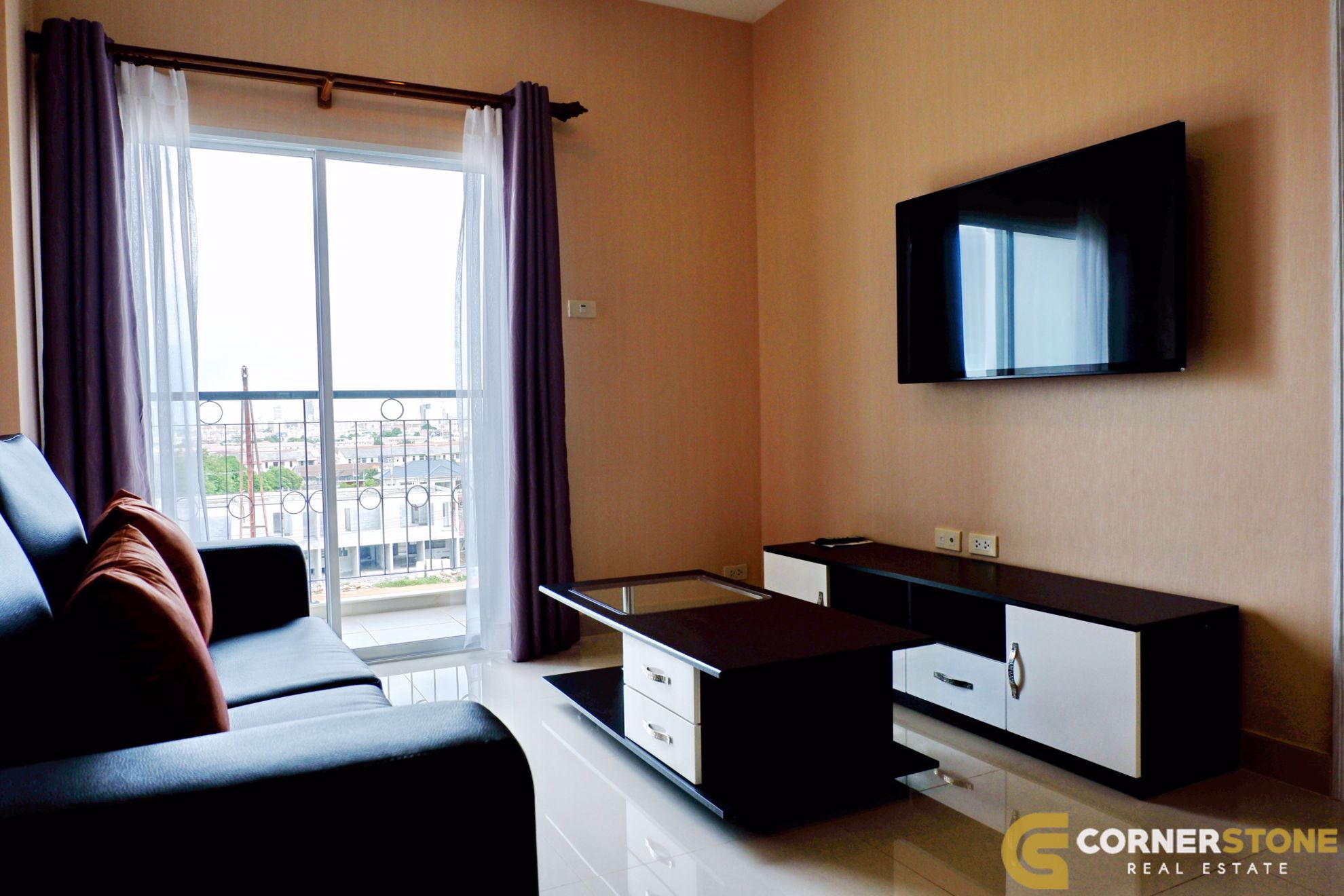 Condo in CC Condominium 2 East Pattaya 1803