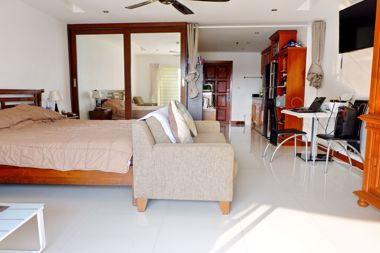 Picture of Studio Condo in The Residence Jomtien Beach in Nong Prue C002086