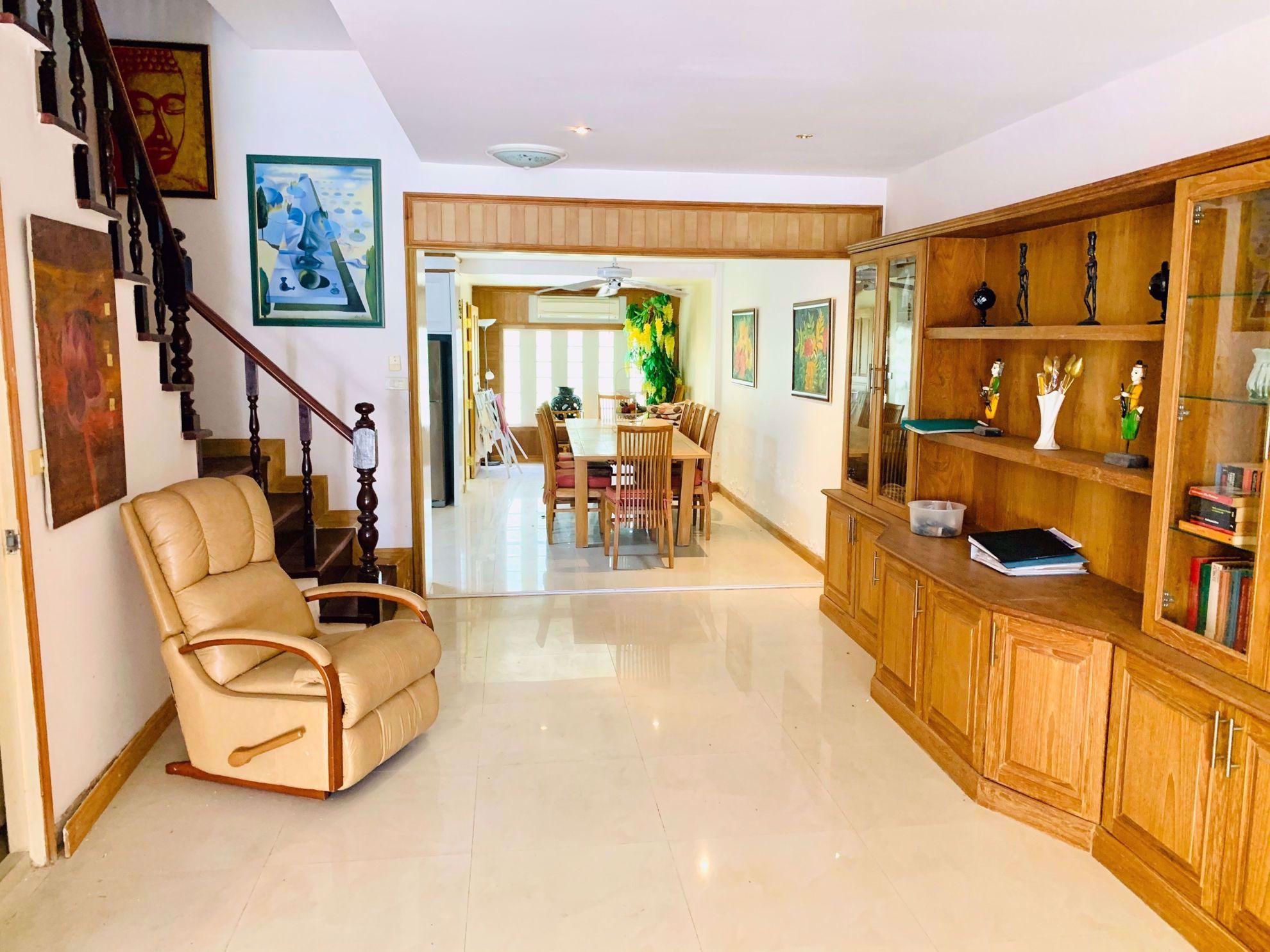 4 Bedroom House in Pratumnak H002134