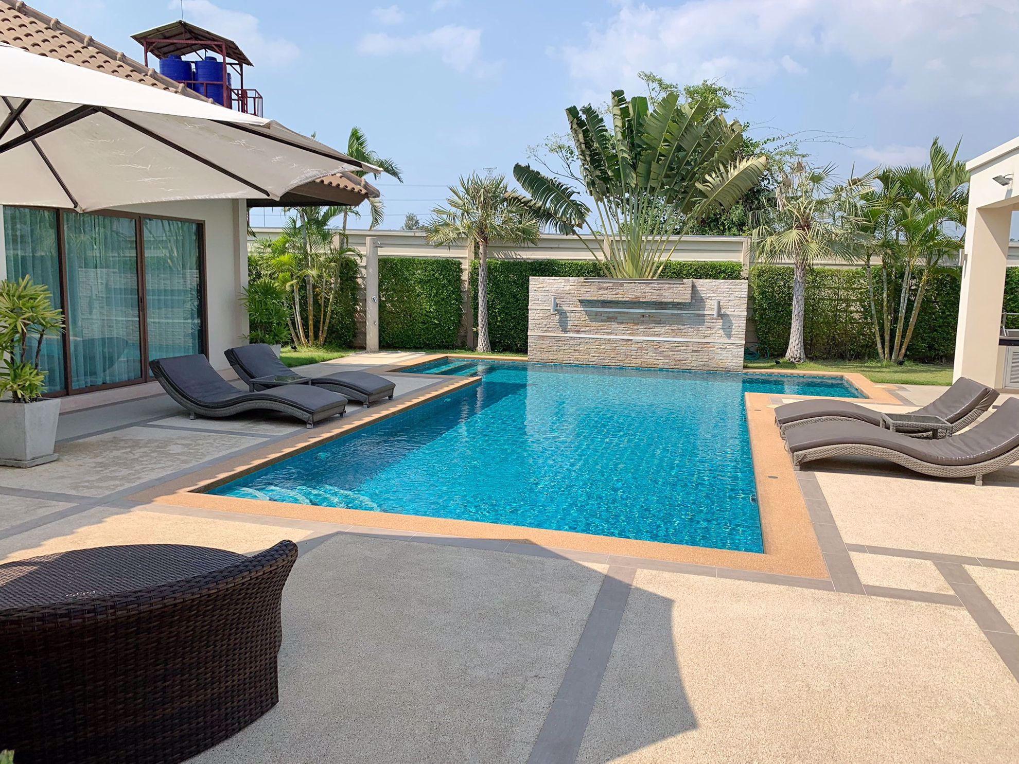 4 Bedroom House in Baan Balina 4 in Huay Yai H002136