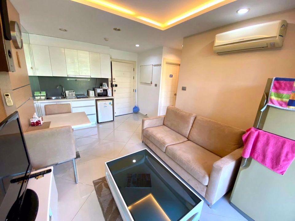 1 Bedroom Condo in Paradise Park in Jomtien C002164
