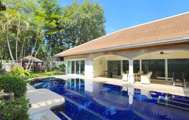Picture of 6 Bedroom House in Jomtien Park Villas in Jomtien H002165