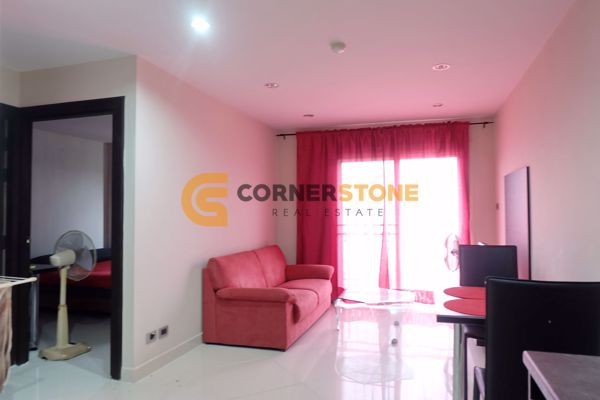 Picture of 1 bed Condo in Park Lane Jomtien Resort in Jomtien C002301