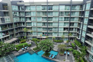 Picture of 1 bed Condo in Apus in Pattaya C002313