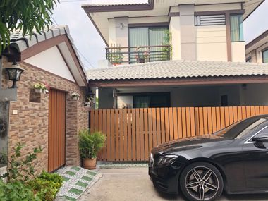 Picture of 3 bed House in Baan Fah Greenery in East Pattaya H002333