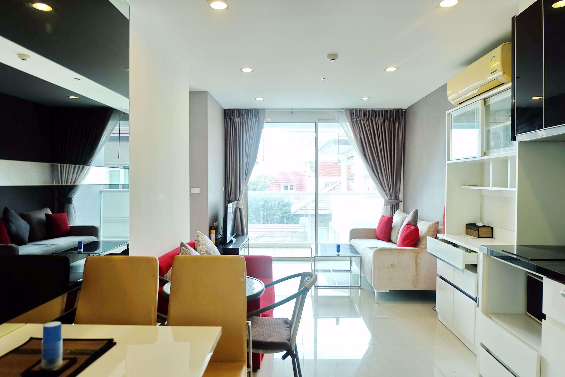 1 bed Condo in The Vision in Pratumnak C002342