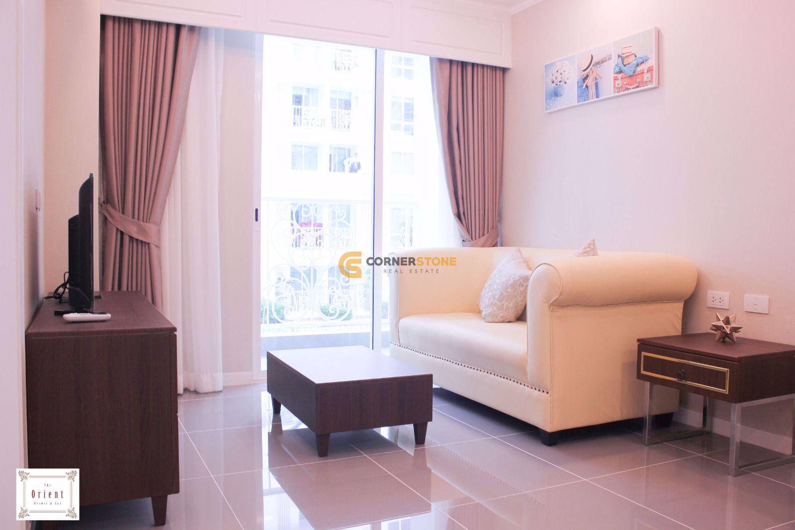 1 bed Condo in The Orient Resort and Spa in Jomtien C002362