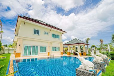 Picture of 4 bed House in Baan Dusit Pattaya in Huay Yai H002422