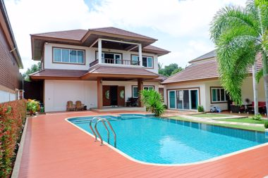 Picture of 2 Storey Luxury Pool Villa in Bang Saray
