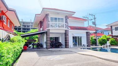 Picture of House in View point  Bang Lamung H002648